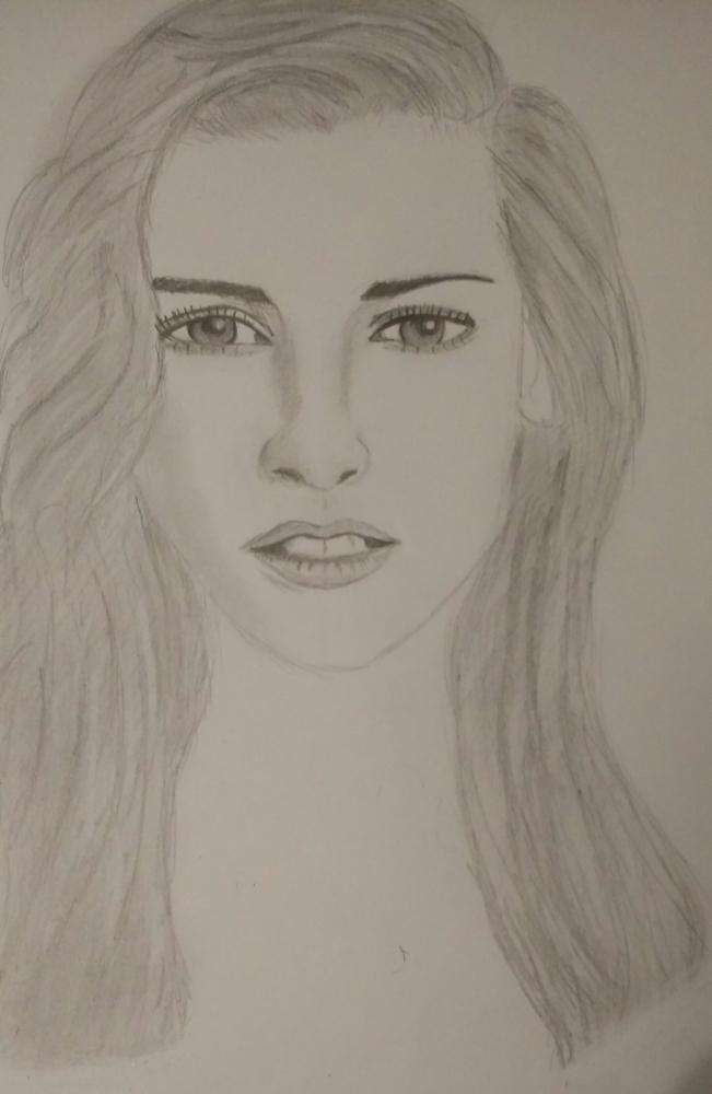Kristen Stewart por Lisaram1983